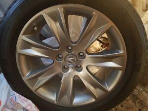Acura MDX OEM 19 inch rims