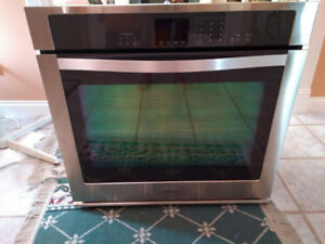 Whirlpool Stainless Steel Wall Oven