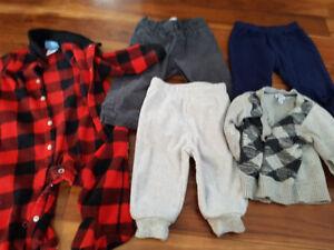 Vêtements bébé garçon 3 à 6 mois