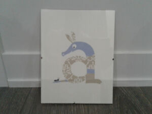 Pottery barn kids alphabet