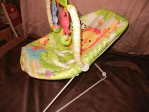 Fisher Price Vibrating Bounce Chair