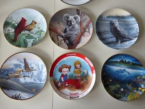 Collector Plates - Wall or stand display