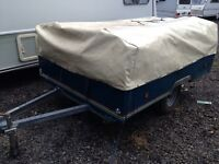 Trailer tent 1996 4/6 berth in good condition