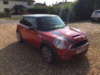 1.6 Mini Cooper S *off to university.....quick sale needed*