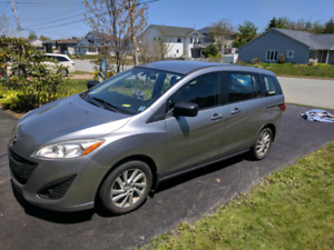 2012 Mazda5 with inspection.