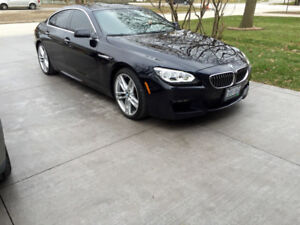 2013 BMW 6-Series Grand coupe Xdrive M package