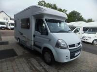Lunar Telstar two berth motorhome for sale