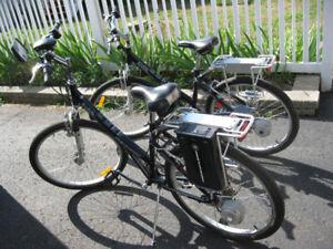 2 Vélo Électrique Schwinn invidia 24 Volts Bleu identique