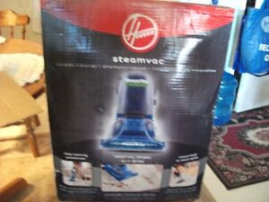 HOVER STEAM VAC