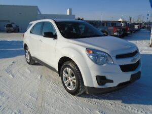 2014 Chevrolet Equinox LS AWD Accident Free