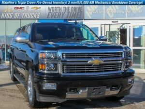 2015 Chevrolet Silverado 1500 High Country | Low KM | Front  Rea