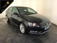 2013 63 VOLKSWAGEN PASSAT HIGHLINE TDI 1 OWNER SERVICE HISTORY FINANCE PX