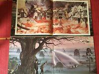 LP WAR OF THE WORLDS ORIGINALS FIRST EDITION S