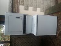 Stackbale Washer and dryer, excellent shape, can deliver to you