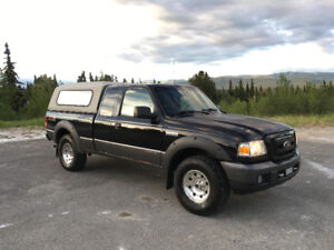 2006 Ford Ranger FX4 Level II