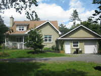 Gatineau Park Furnished House $400/night, $2100/week,$4500/month