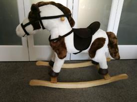 Dunelm toddlers rocking horse.