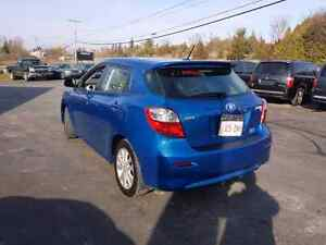 2010 Toyota Matrix 120k 5 speed  cert etested we finance!  Belleville Belleville Area image 3
