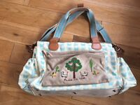 Yummy Mummy Twice as Nice baby changing bag - ideal for 2+ babies/toddlers