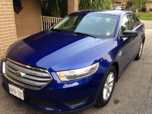 2013 Ford Taurus SE | No accidents | Free winter tires