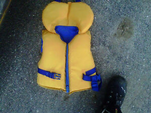 Infant life jacket 20 to 30 lb