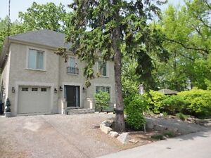 House Laval Ouest Water view