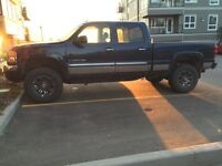 Looking for a newer diesel 4x4