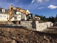 Excavating and Septic System services