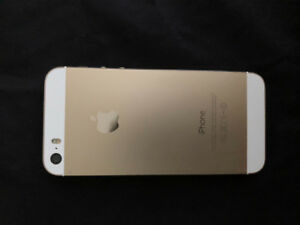 Iphone 5s gold, unlocked, 32g, great condition