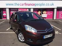 Citroen C4 Picasso 1.6HDi ( 110hp ) EGS Exclusive