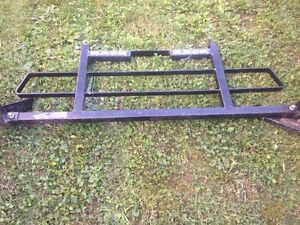 Back rack for 2009 to 2014 Ford F150