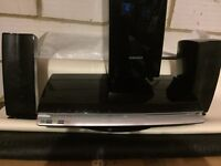 Samsung DVD and surround sound