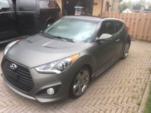 Hyundy Veloster Turbo