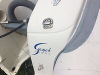 Sea sport 3200l. Rib speed boat with trailer and outboard