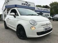 2012 Fiat 500 TWINAIR PLUS Manual Hatchback