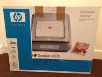 Hewlett Packard 4070 photo smart scanner