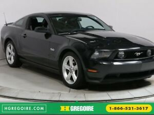 2012 Ford Mustang GT 5.0 AUTO A/C CUIR BLUETOOTH MAGS