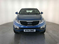 2014 KIA SPORTAGE 1 CRDI DIESEL 1 OWNER SERVICE HISTORY FINANCE PX WELCOME