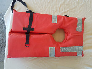 6 Life Jackets for $25.00