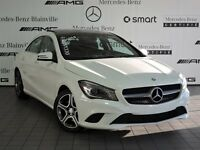 2014 Mercedes-Benz CLA250 Coupe
