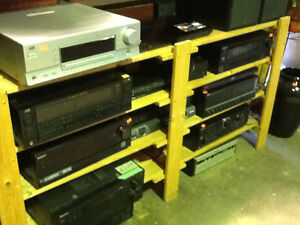 Receiver Amps $100 +up, Pioneer, Sony, JVC, Panasonic & more