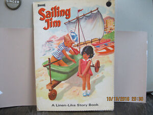 VERY  OLD  BOOK   SAILING   JIM Oakville / Halton Region Toronto (GTA) image 1