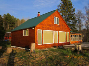 Cottage for Rent, Pickerel River Ontario / French River