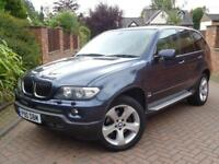 2004 54 BMW X5 3.0i (231 Bhp) auto 4x4 Sport..PANORAMIC GLASS SUNROOF