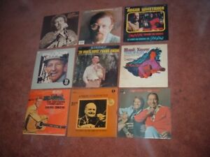 Classic Country LP's