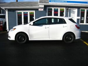 2011 Toyota Matrix Wagon