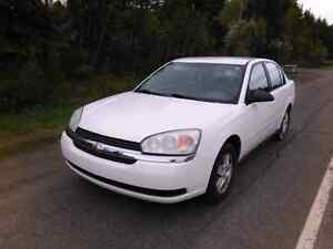 2005 Chevy Malibu A/C, no rust  clean car ,runs good,insp