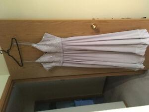 Elegant custom made grad dress!