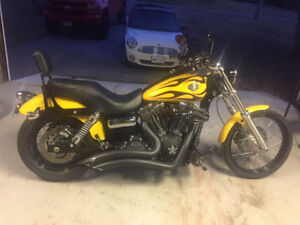 2011 Harley Davidson FXDWG   Wide Glide For sale