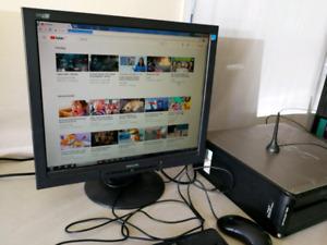 HP Intel C2D Windows 7 Computer
